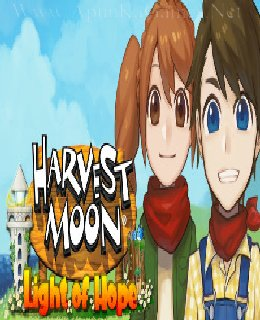 Harvest Moon: Light of Hope PC Game - Free Download Full Version