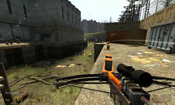 Half Life 2: Deathmatch PC Game - Free Download Full Version
