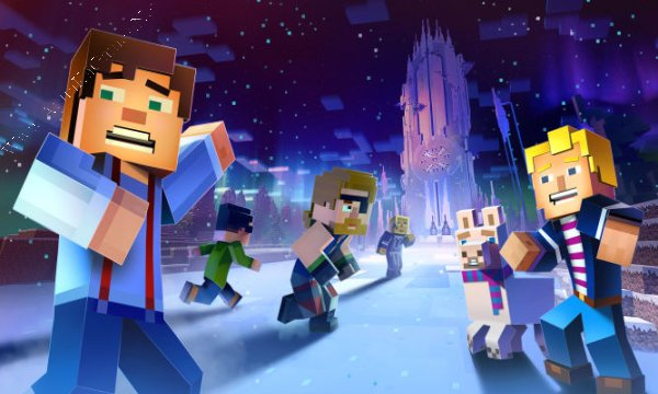 Minecraft Story Mode Season One Complete Download - AGFY