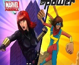 Pinball FX2: Marvel's Women of Power