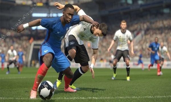 Ocean Of Games » Pro Evolution Soccer 2017 Free Download