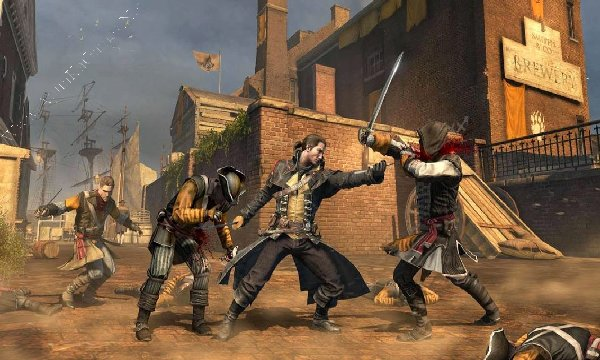 Assassin's Creed Rogue - PC Game Download Free Full Version