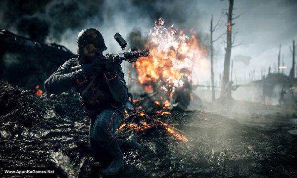 Battlefield 1 Apunkagames