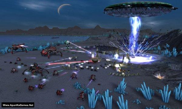 Supreme Commander Game Free Download