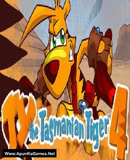 TY the Tasmanian Tiger 4 Free Download PC Game - Minato