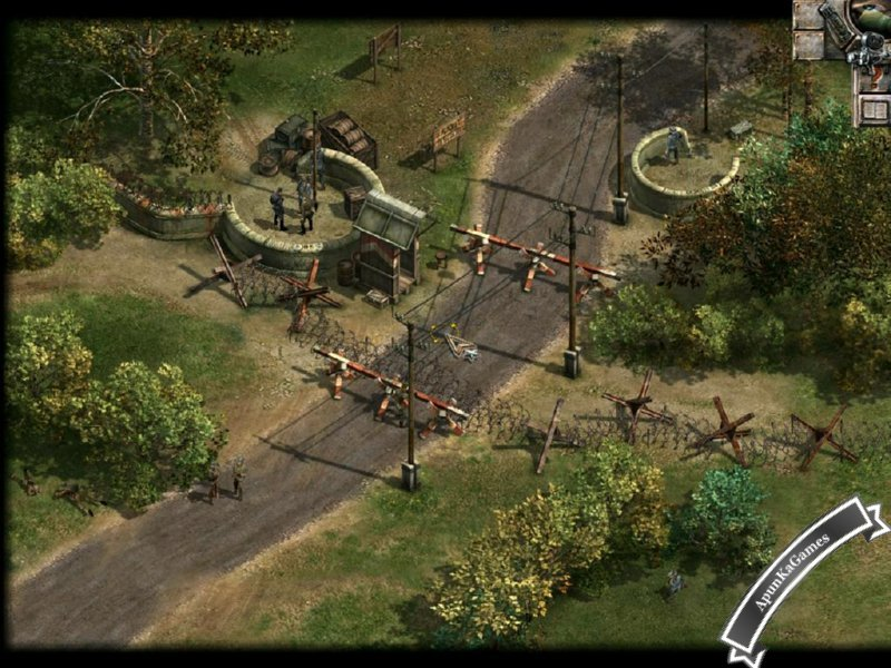 Commandos: Behind Enemy Lines Screenshot 2