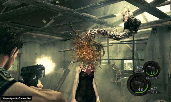 Resident Evil 5 - Apun Ka Games