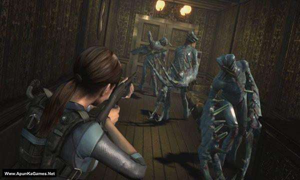 Resident Evil: Revelations PC Game - Free Download Full Version