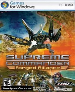 Supreme Commander Forged Alliance - Free Download PC Game