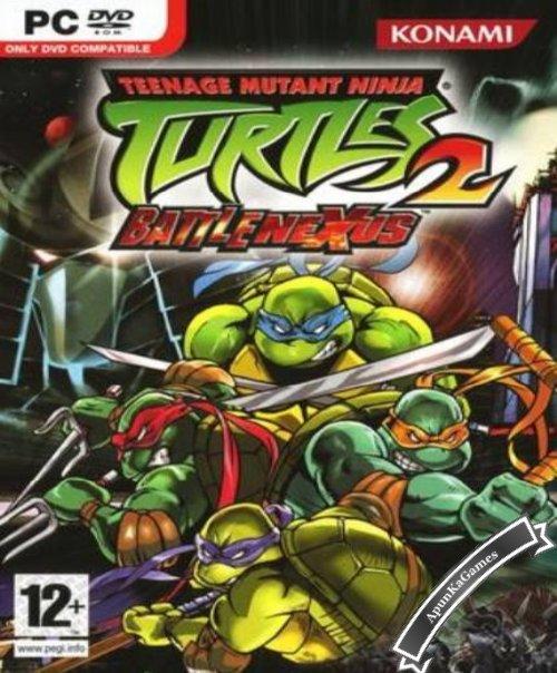 TMNT2 Battle Nexus / cover new