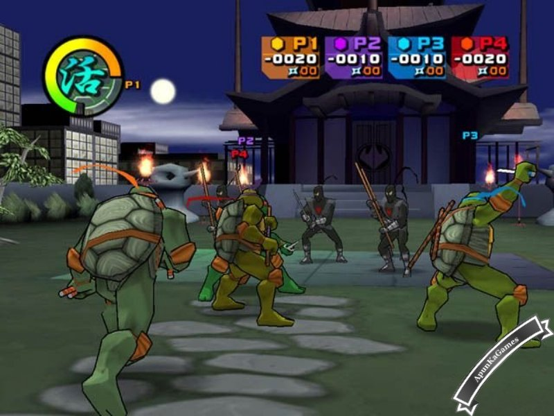 TMNT2 Battle Nexus Screenshot 1