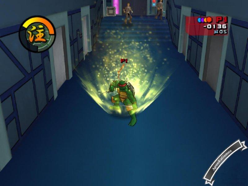 TMNT2 Battle Nexus Screenshot 2
