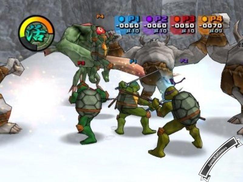 TMNT2 Battle Nexus Screenshot 3