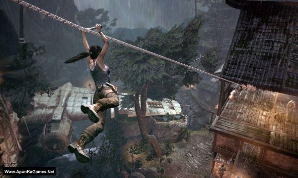 Tomb Raider Apunkagames