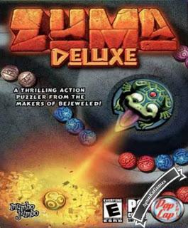 Zuma Deluxe / cover new