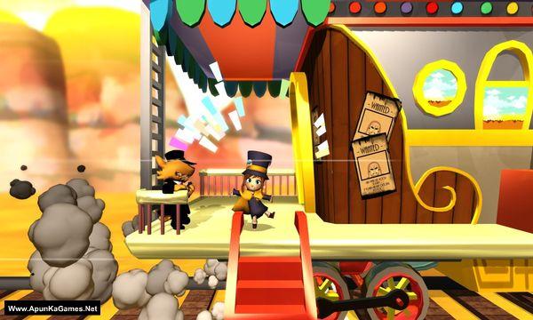 A Hat in Time Screenshot 1