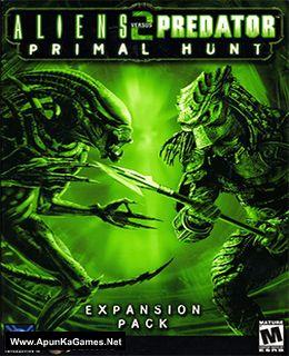 Aliens versus Predator 2: Primal Hunt Cover, Poster