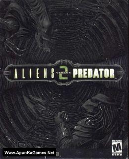 Aliens versus Predator 2 Cover, Poster