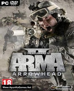 Arma 2: Operation Arrowhead Cover, Poster