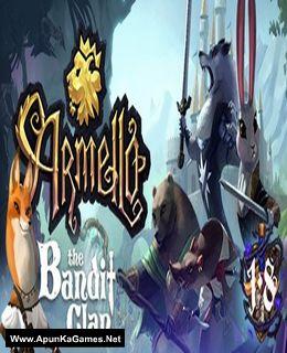 Armello - Shattered Kingdom Cover, Poster