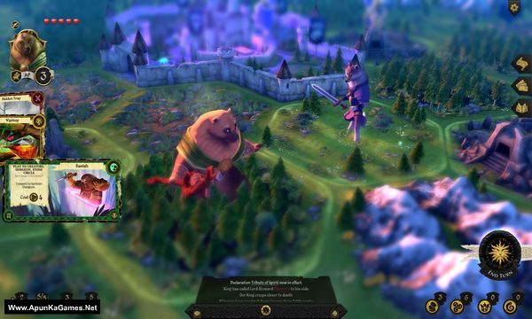 Armello - Shattered Kingdom Screenshot 1