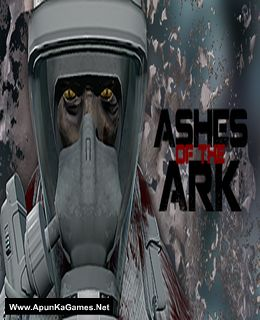 Ashes of the Ark Cover, Poster