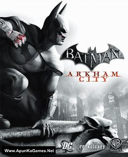 Batman: Arkham City Cover, Poster