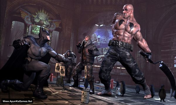 Batman: Arkham City Screenshot 3