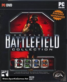 Battlefield 2: Complete Collection Cover, Poster