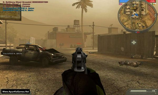 Battlefield 2: Complete Collection Screenshot 2