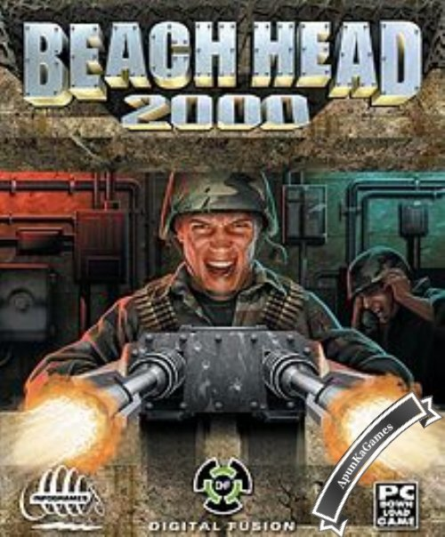 Beach Head 2000 / cover new