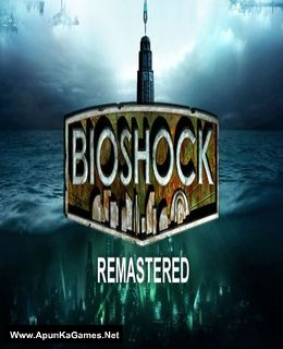 BioShock 1 Remastered Cover, Poster