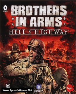 Brothers in Arms: Hell's Highway Cover, Poster