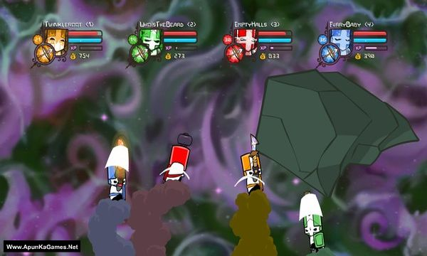 Castle Crashers Screenshot 3