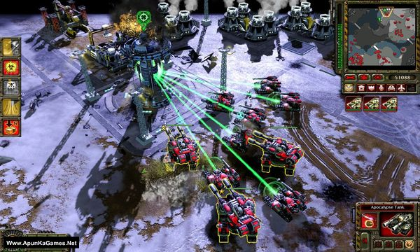 Command & Conquer: Red Alert 3 Uprising Screenshot 1