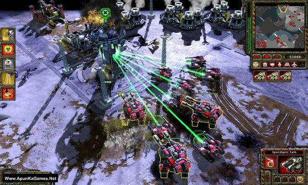 Command & Conquer: Red Alert 3 Uprising Screenshot 1