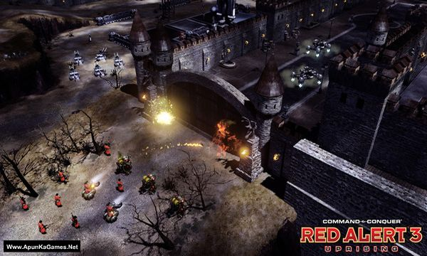 Command & Conquer: Red Alert 3 Uprising Screenshot 3