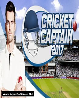 Cricket Captain 2017 Cover, Poster