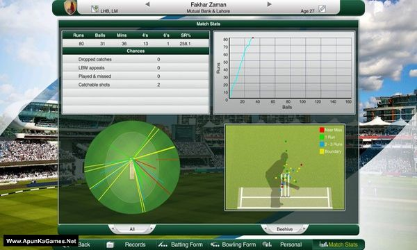 Cricket Captain 2017 Screenshot 3