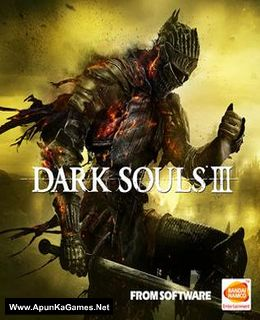 Dark Souls 3 Cover, Poster