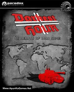Darkest Hour: A Hearts of Iron Game Cover, Poster