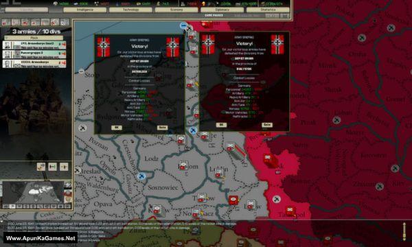 Darkest Hour: A Hearts of Iron Game Screenshot 3