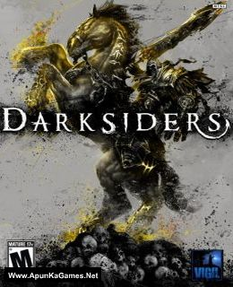 Darksiders 1 Cover, Poster