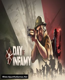 Day of Infamy Cover, Poster