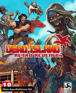 Dead Island Retro Revenge Cover, Poster