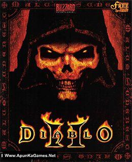 Diablo 2 Cover, Poster