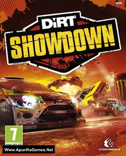 Dirt: Showdown Cover, Poster