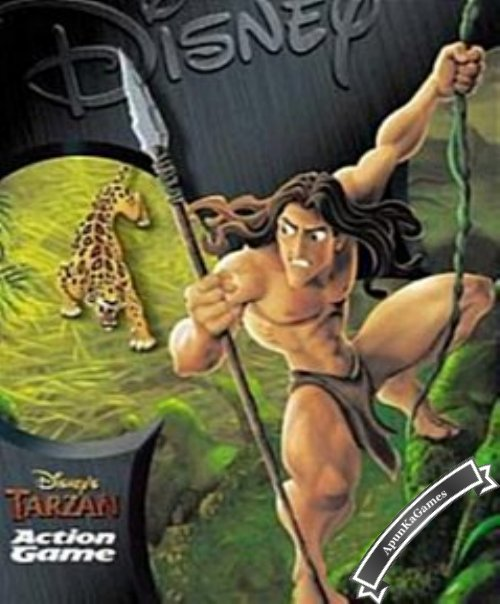 Disney Tarzan / cover new