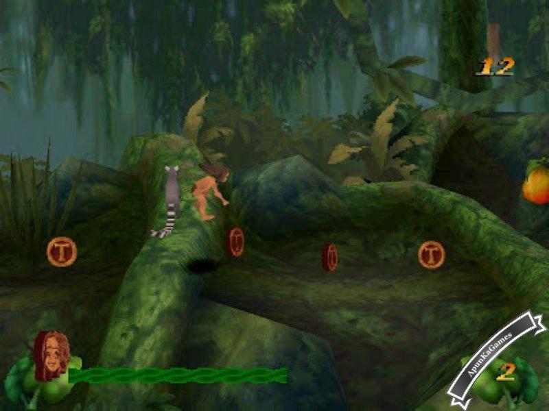 Disney Tarzan Screenshot 1