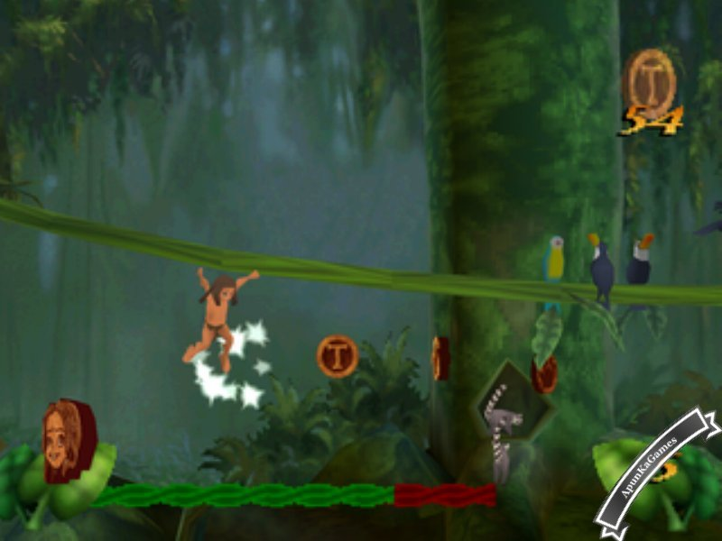 Disney Tarzan Screenshot 2